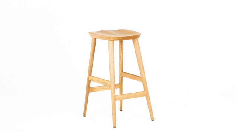 WW Classic Kitchen Stool 75cm - Hayche Modern Contract Furniture - Clerkenwell London