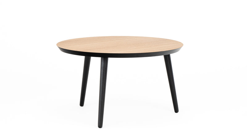 WW Coffee Table - Oak & Black, Coffee Table - Buy from Hayche.com