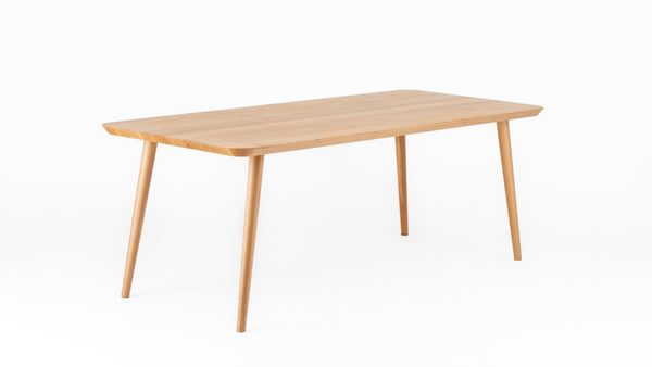 WW Oak Dining Table - Custom Sizes - Hayche - Clerkenwell London