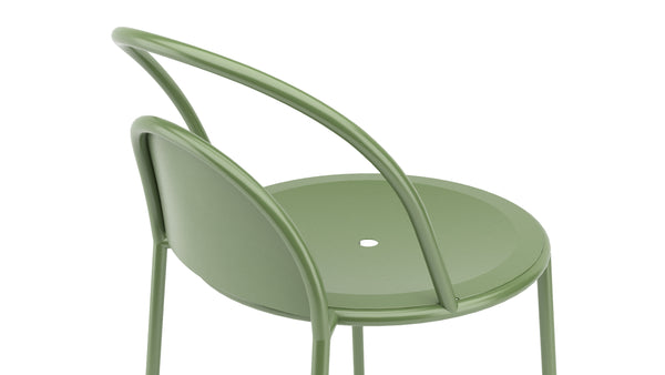 Dune Bar Stool - Green