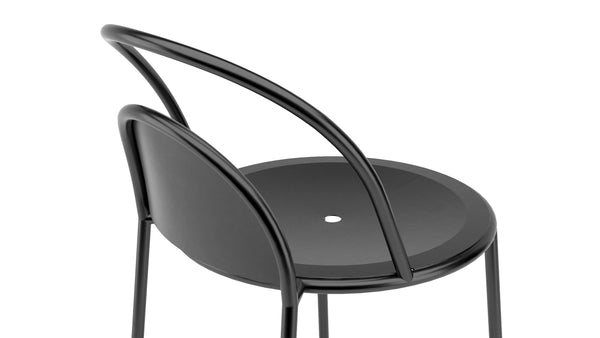 Dune Bar Stool - Black