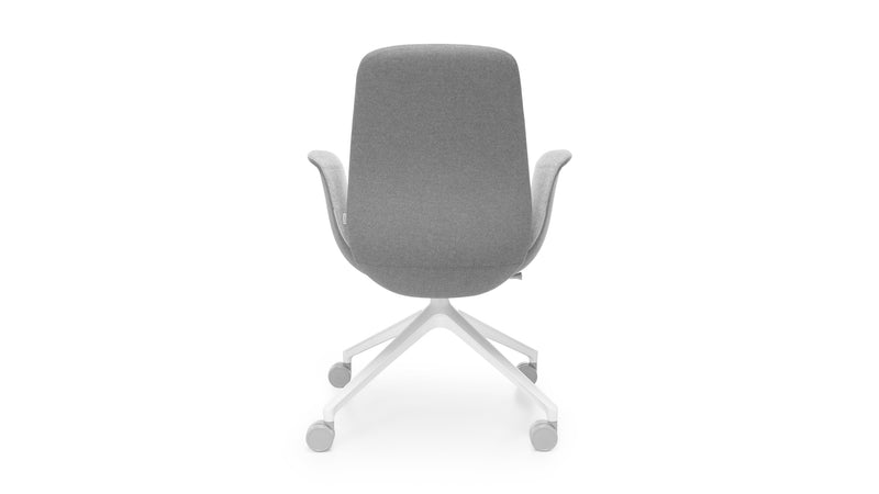 Taylor - Low Back Office Chair - Grey