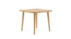 WW Dining Table - Square - Oak, Table, 85 x 85cm - Buy from Hayche.com