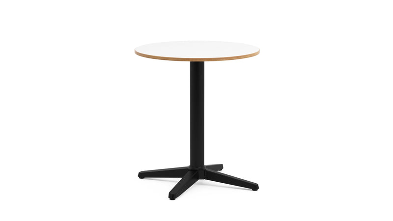 Brody Round Bistro Table - White