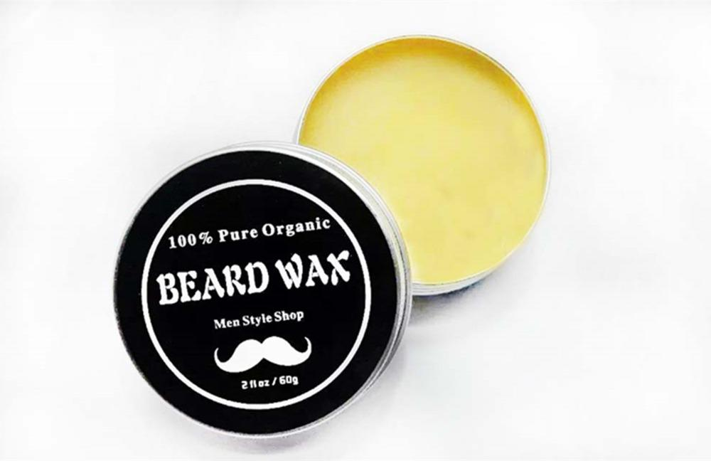 Organic Beard Wax for Conditioning & Styling