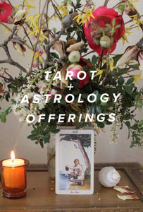 Astrology Tarot Combo