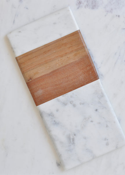 Wood Inlay Cutting Board