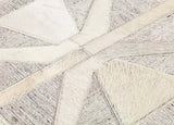 Winter White Textile Paintings