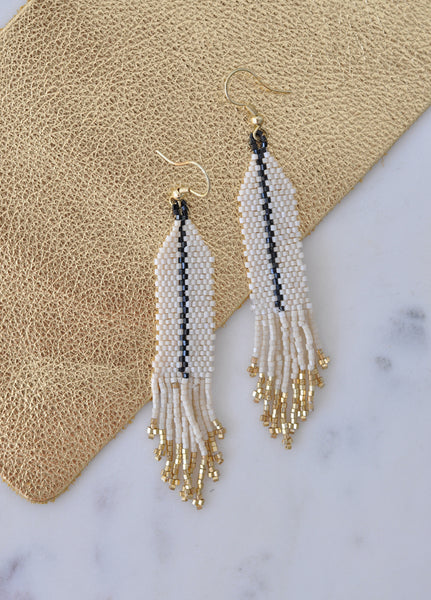 Alexis Fringe Earrings