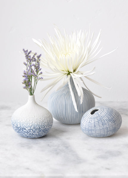 Mini Dotted Pebble Vase