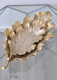 Golden Leaf Bowl