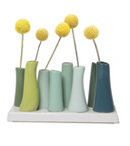 Pooley Bud Vases