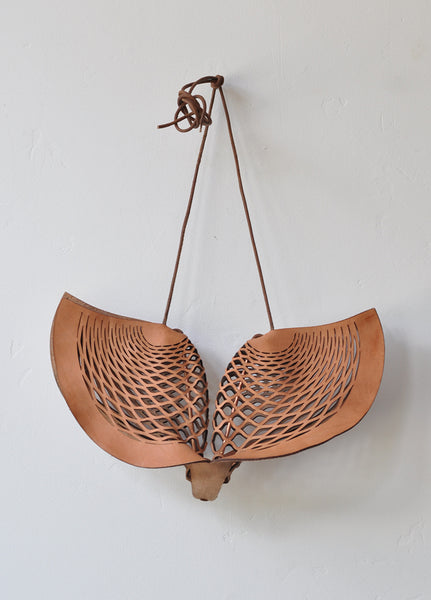 Open Seed Pod Wall Hanging