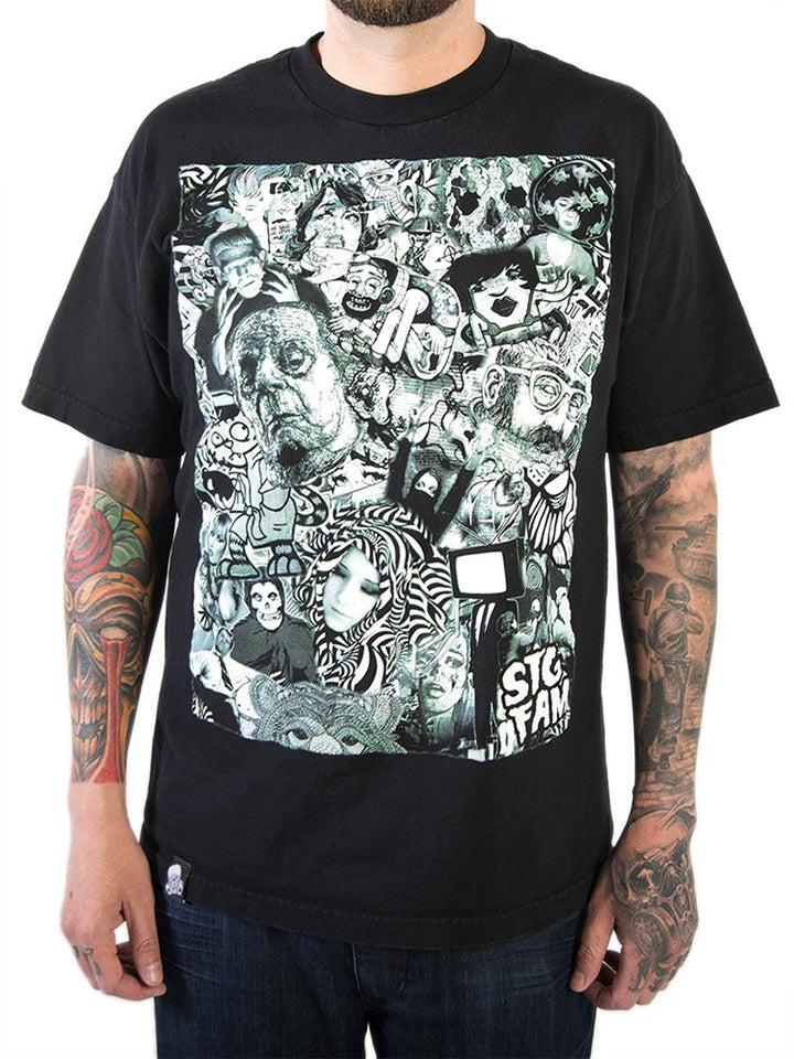 Collage - Men's Tee