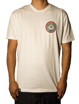 Pot Smokers Union - White Men's Tee