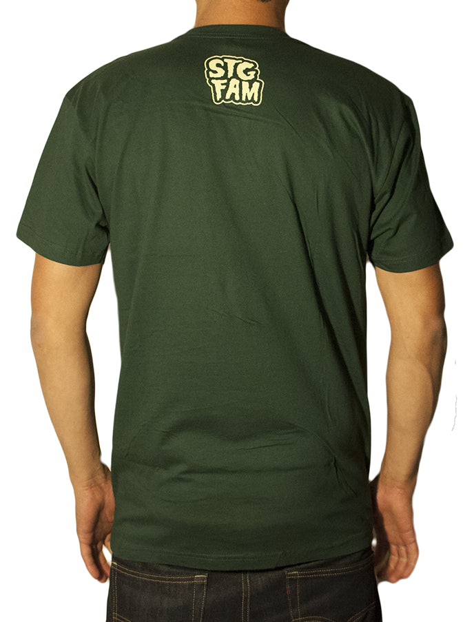 Jaymo - Forrest Green Men's Tee