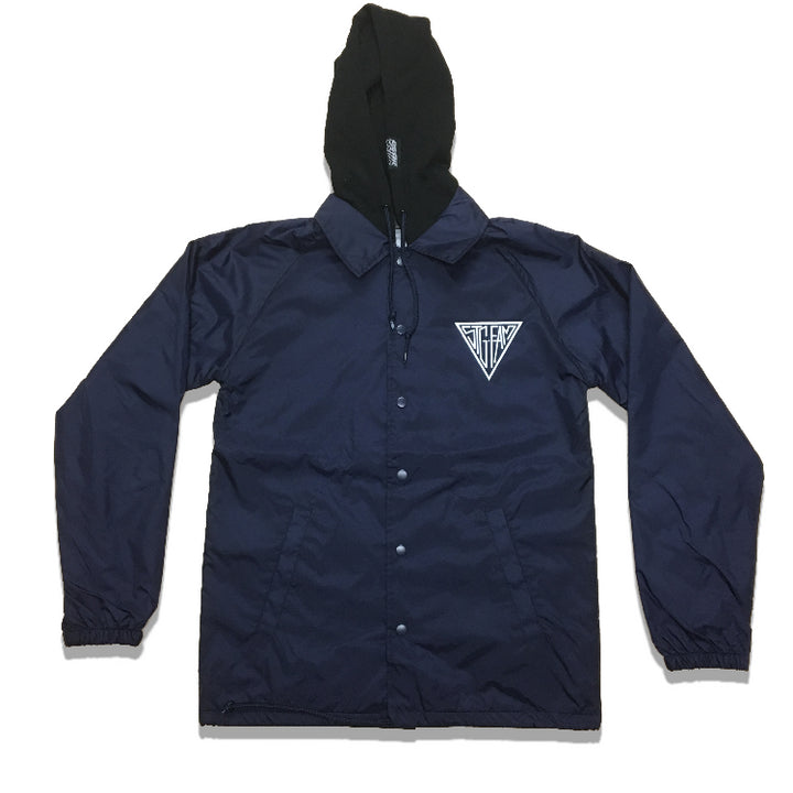 Triangle NAVY Coach Jacket SEASON 3