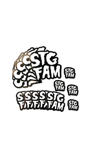 FAT Sticker Pack Giveaway