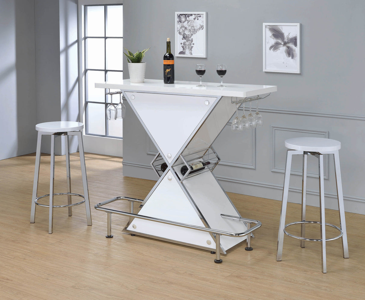 Contemporary_White_Stacked_Triangle_Bar_Unit_1