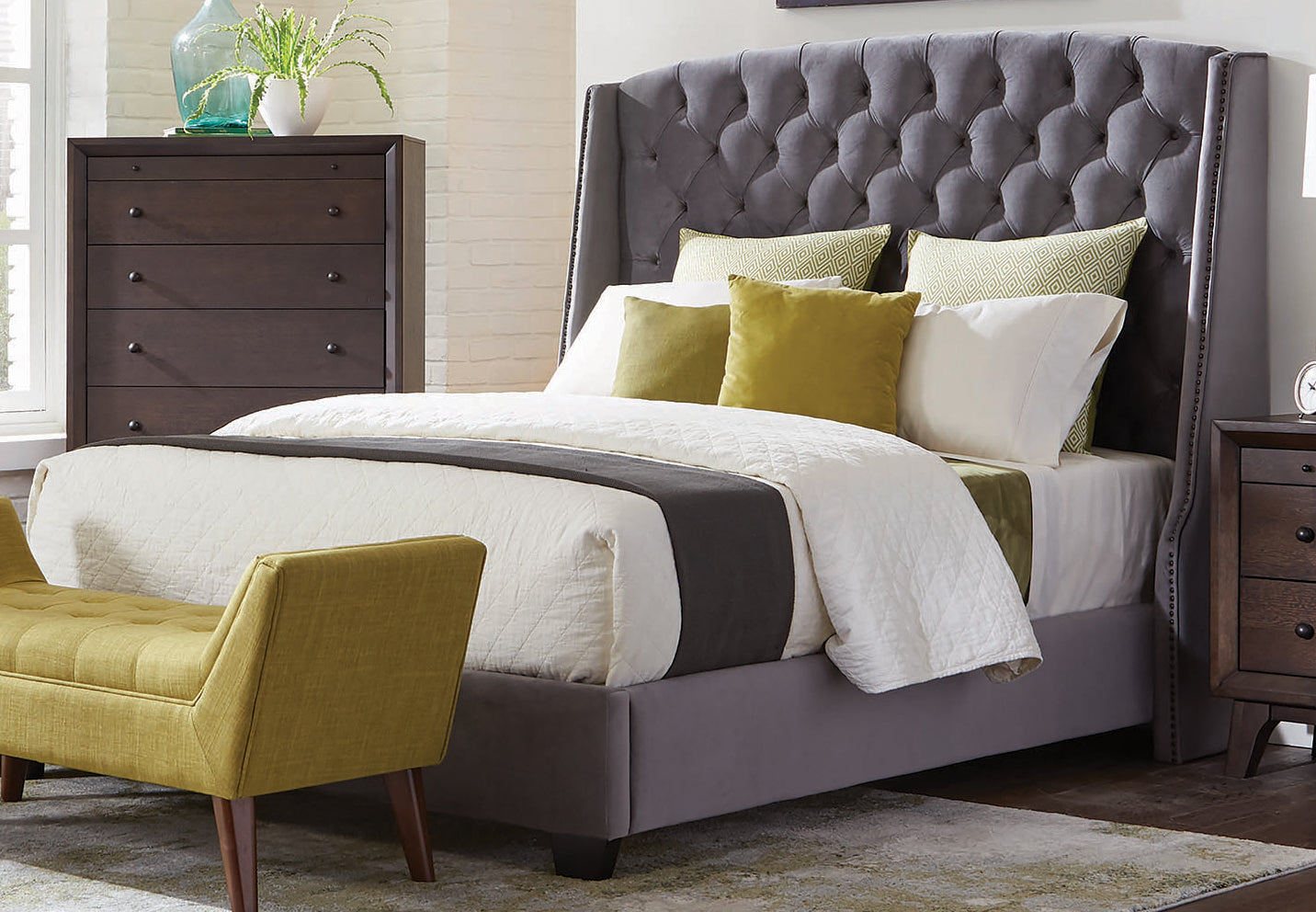 Pissarro_Wingback_Upholstered_Full_Bed_Grey_1