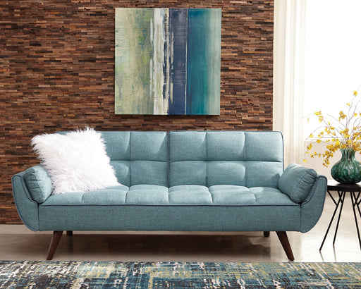 Scott_Living_Skylar_Transitional_Blue_Sofa_Bed_1