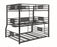 Rogen_Full/Twin XL/Queen_Triple_Bunk_Bed_Dark_Bronze_5