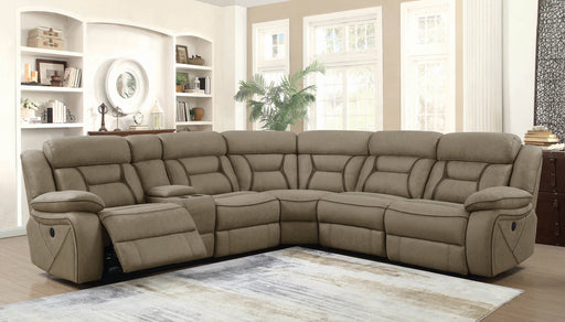 Camargue_Casual_Tan_Motion_Sectional_1
