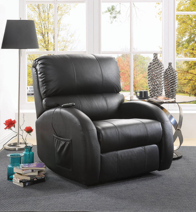 Casual_Black_Power_Lift_Recliner_1