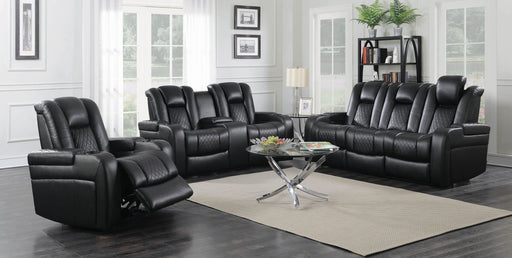 Delangelo_Black_Power_Motion_Reclining_Loveseat_1