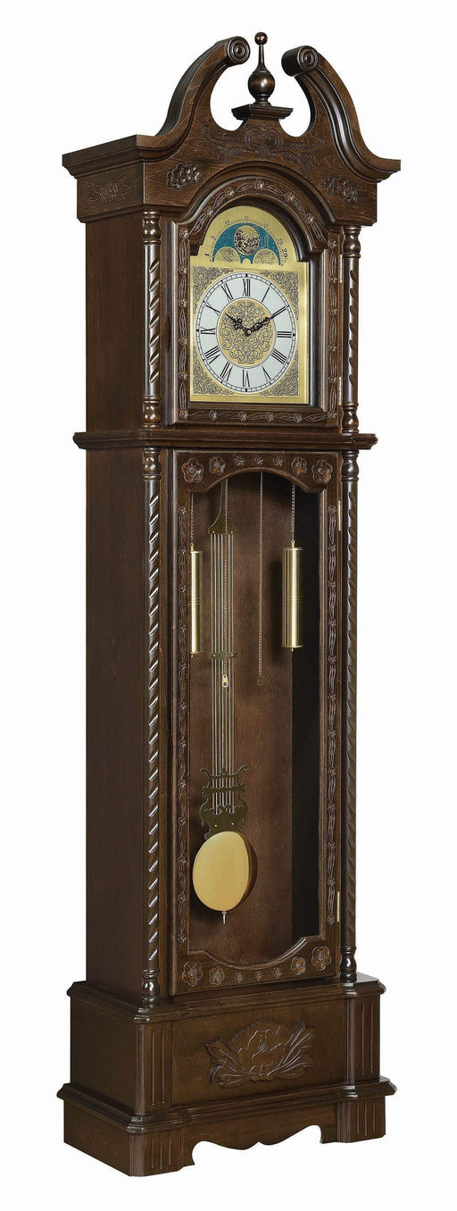 Traditional_Brown_Grandfather_Clock_2