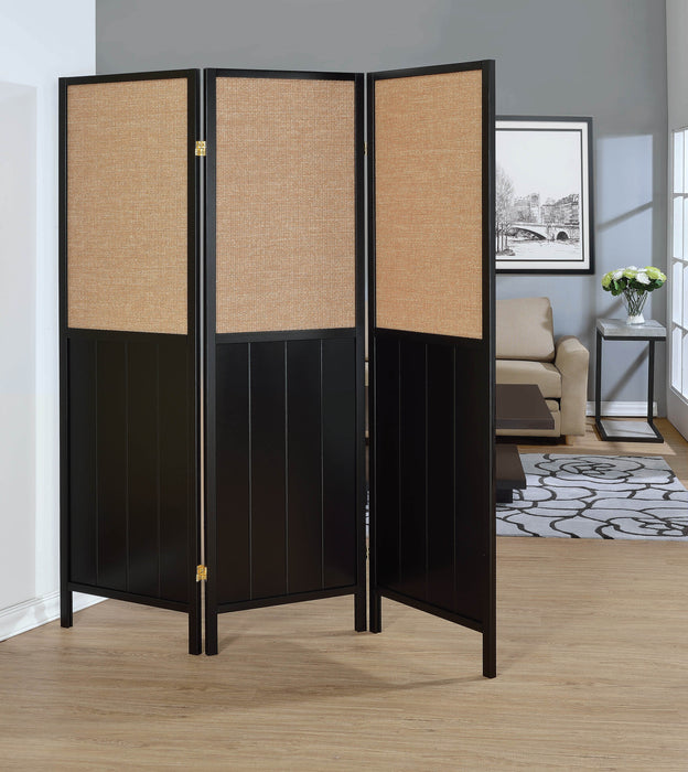 Traditional_Black_Three-Panel_Folding_Screen_Room_Divider_1