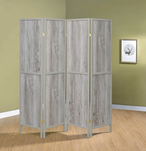 Rustic_Grey_Driftwood_Four-Panel_Screen_Room_Divider_1