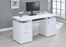OFFICE DESK WHITE
