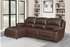 Mackenzie Sectional Chestnut