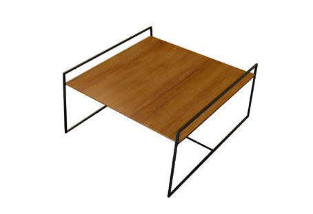 Slim End Table - Square