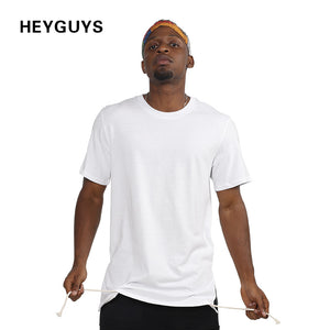HEYGUYS letter this is me hip hop street T-shirt man wholesale fashion US size t shirts men summer short sleeve oversize
