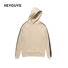 HEYGUYS Original Design zipper Spring Autumn Brand  Men Hoodies Tracksuits Hooded Men Male Warm Thick Sweatshirt