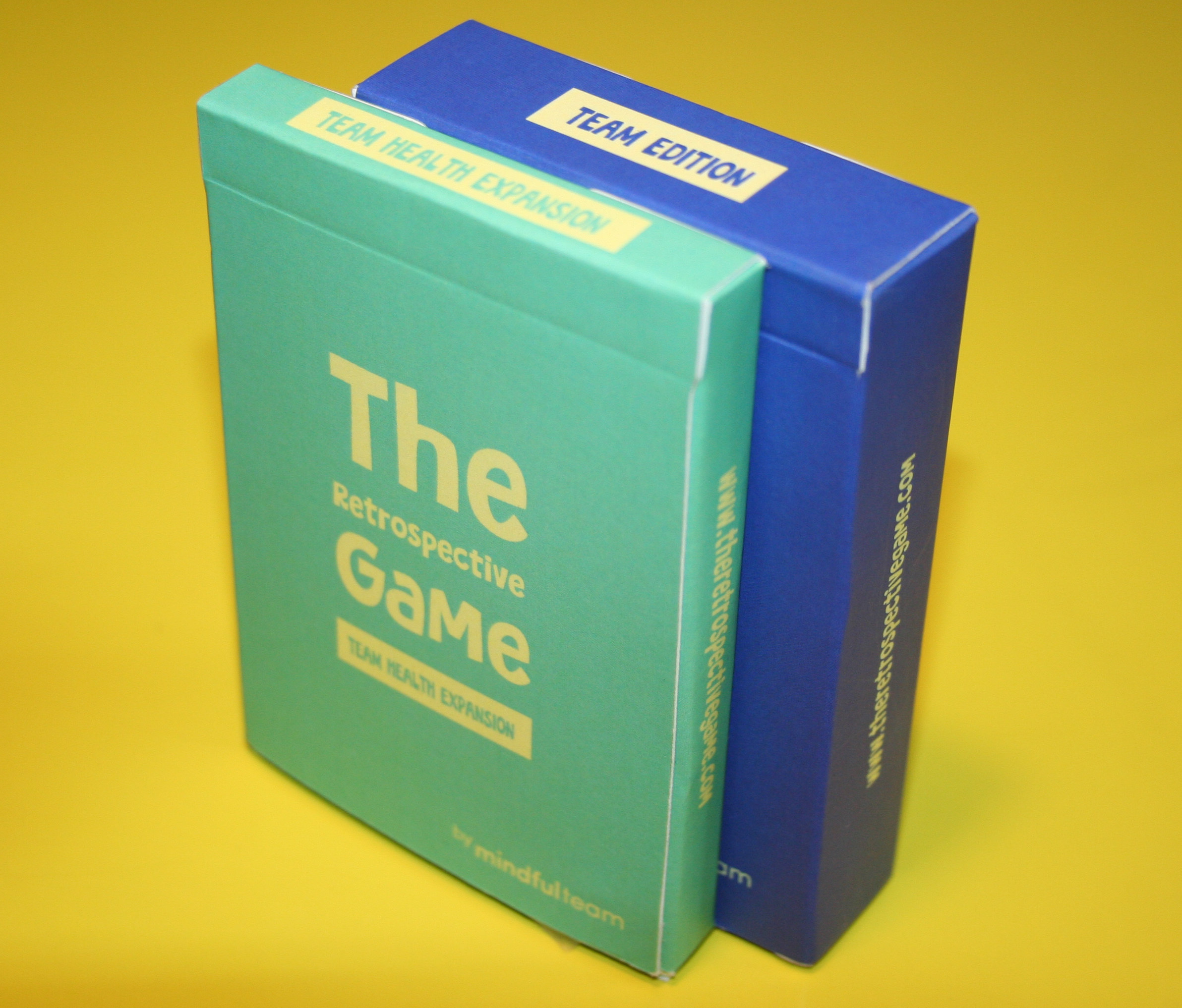 The Retrospective Game (Team Health Expansion Pack) - theretrospectivegame