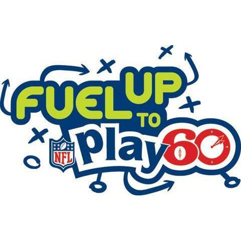 Fuel Up to Play 60 Team Stencils