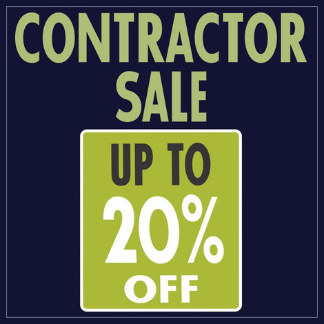 SALE of Contractor Stencils and Overstock Deals. While Supplies Last