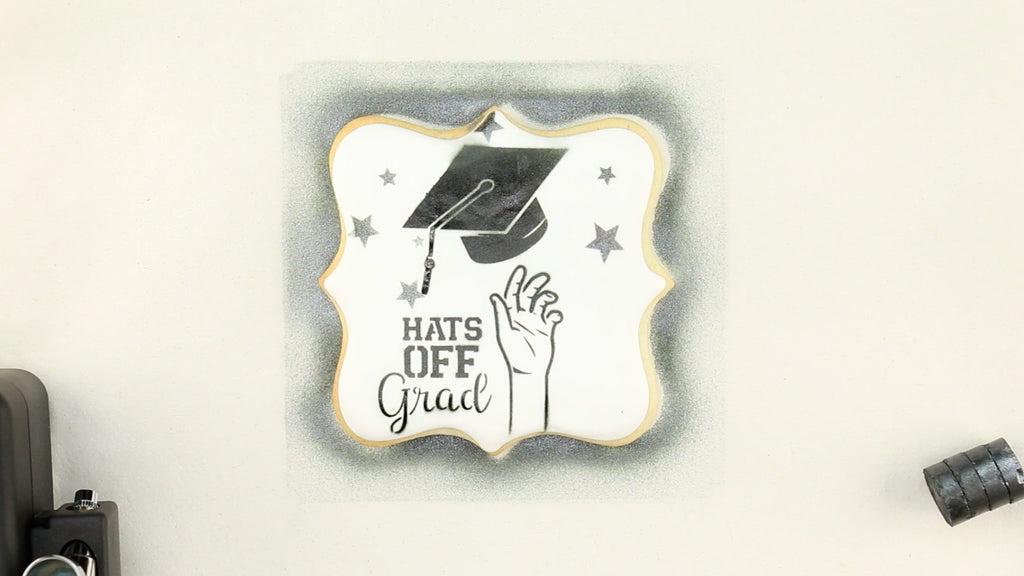 Hats off to Grads!