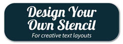 Icon button to our Custom Text Stencil App