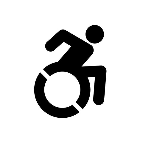 Accessible Stencil for Parking Lots