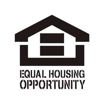 Equal Opportunity Housing Stencil
