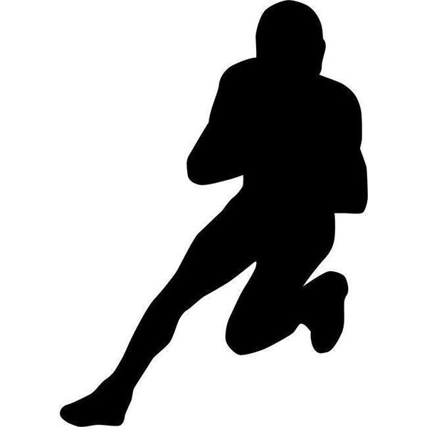 Football Player Stencils