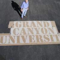 Grand Canyon University Custom Stencil Get your HUGE custom stencil now