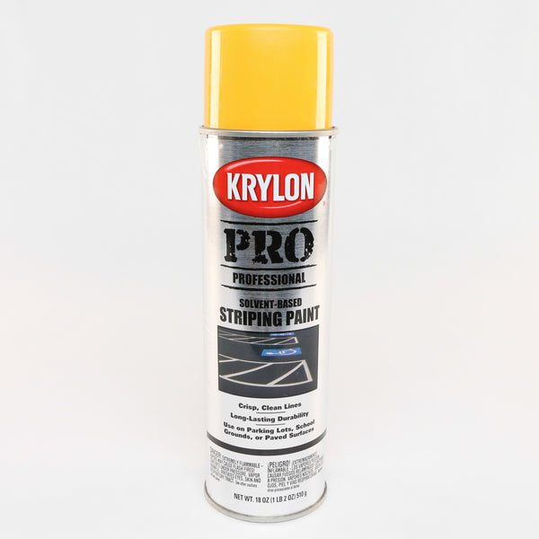 Krylon Professional Striping Paint - Solvent Based