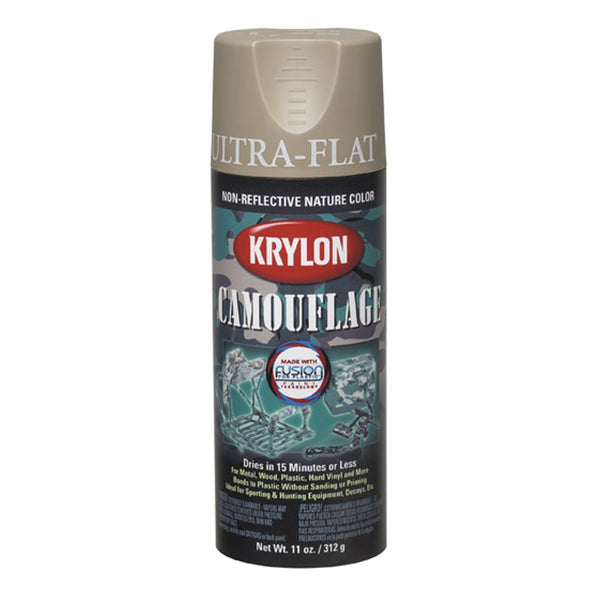 Krylon Camo Spray Paint 11 oz Can