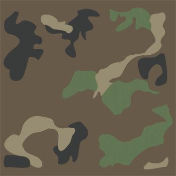 Camouflage Pattern For Painting Walls