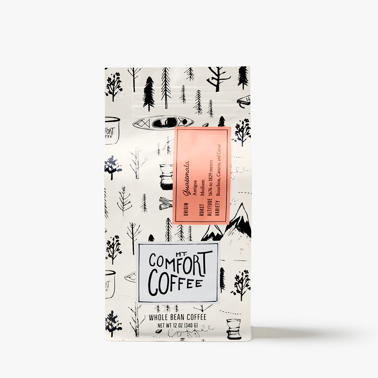Guatemala, Medium Roast, 12oz.